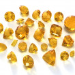 Citrine - Stock Photo