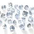 Royalty-Free Stock Photo: Diamonds