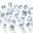 Diamonds - Foto Stock