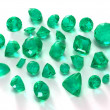 Royalty-Free Stock Photo: Emerald