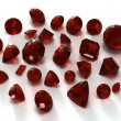 Royalty-Free Stock Photo: Garnet