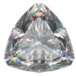 Diamond gemstone — Stock Photo #1005650