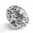 Diamond gemstone — Stock Photo