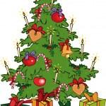 Christmas time — Stock Vector