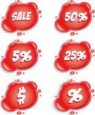 Sale — Stock Vector
