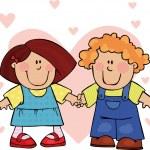 Be my Valentine — Stock Vector #1594125