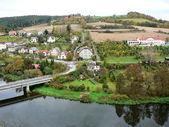 Czech Landscape — Stock Photo