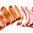 smoked meat&quot — Stock Photo