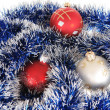 Christmas-tree decorations — Stock Photo #1007526