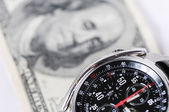 Время деньги — Стоковое фото