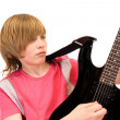 Stock Photo: Musician