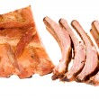 Royalty-Free Stock Photo: Smoked meat
