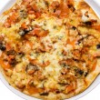 Royalty-Free Stock Photo: Pizza(clipping path included)