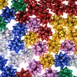 Stock Photo: Multi-coloured bows