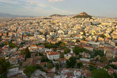 Athens is the capital of Greece — Stock Photo