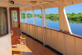 River cruise — Stock Photo