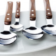 Spoons - Stock Photo