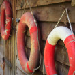 Royalty-Free Stock Photo: Lifebuoy