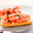 Royalty-Free Stock Photo: Bruschetta