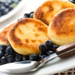 Curd pancakes — Stock Photo #1013314