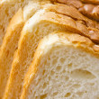 Fresh white bread - Stock Photo