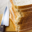 Wheat bread - Stock Photo