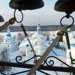 monasterio ortodoxo — Foto de Stock