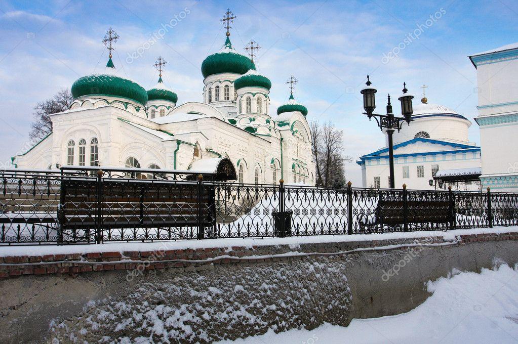 Фотообои Old Monastery