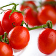 Royalty-Free Stock Photo: Fresh cherry tomatoes