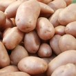 Royalty-Free Stock Photo: Potato on the market