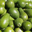 Avocadoes on the market - Lizenzfreies Foto