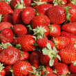 Fresh Strawberry's background — Stockfoto