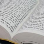 Hebrew Bible — Stock Photo