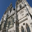 Stock Photo: Catherdral in Regensburg