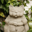 Ceramics lucky cat — Stock Photo #2572586