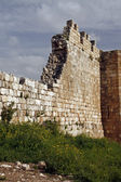 Old Fortress ruins — Stock Photo