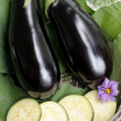 Royalty-Free Stock Photo: Eggplants.
