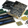 Computer accessories, hyper DoF. — Foto Stock