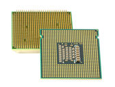 Two CPU, hyper DoF. — Stock Photo