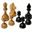 Chessmen — Stock Photo