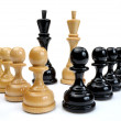 Chessmen, extra DoF — Stock Photo