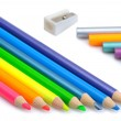 Colored pencils — Stock Photo #1160831