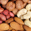 Set of nuts — Stock Photo #1530529