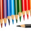 Colored pencils — Stock Photo #2305051