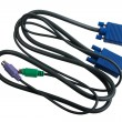 Cable for monitor commutation. — Stock Photo #1006620