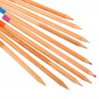 Set of multicolored wood pencils. — Stockfoto