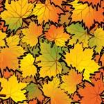 Maple Leaf-abstrakt — Stockvektor