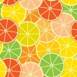 Stock Vector: Abstract citrus background.