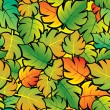 Royalty-Free Stock Obraz wektorowy: Leaf abstract background.