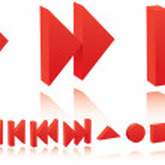 Set of multimedia navigation symbols. — Stock Vector #1009814
